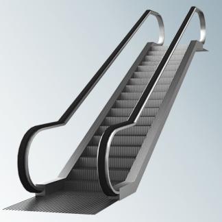 Детали эскалаторов