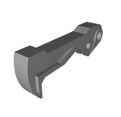 Качалка отводки Fermator 85x30x13