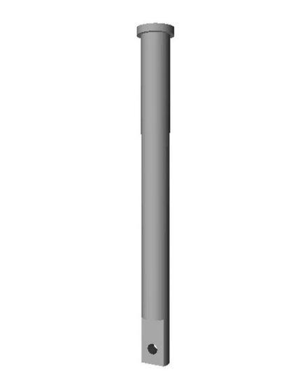 Шток отводки привода ДК KONE, WITTUR 15х141 (без пружины)