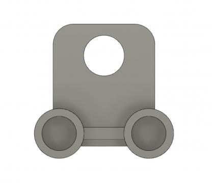 Кулачок стяжного устройства KONE 68x66x14